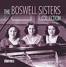Boswell Sisters album front